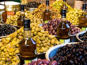 Oliven La Boquería Barcelona