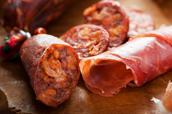 Chorizo - Spaniens berühmte Paprikawurst mit pimentón
