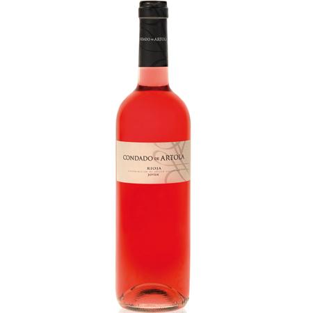 Roséwein aus Rioja (Spanien)