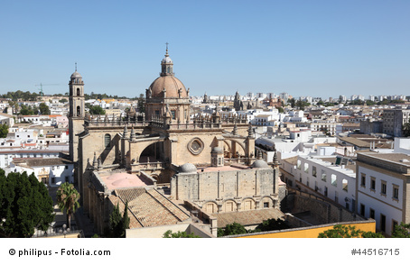 Jerez: Heimatstadt des Sherry