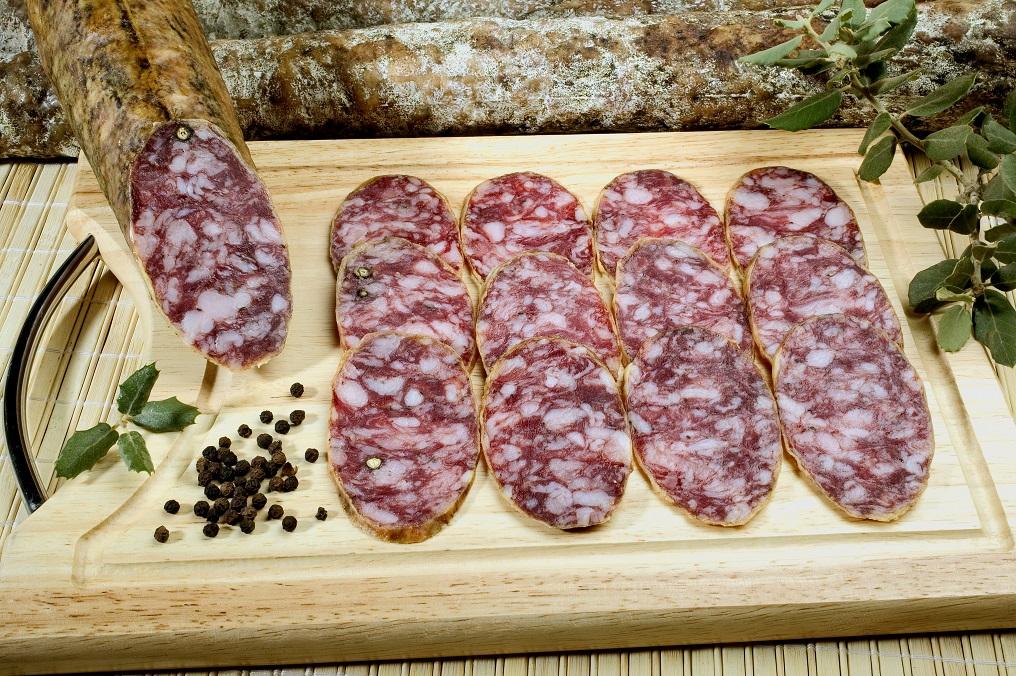 Salchichón - typische spanische Dauerwurst